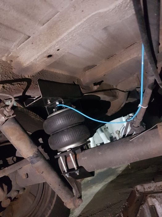 Perne de Aer Mercedes Sprinter Volkswagen Crafter LT punte simpla 999 Bucuresti - imagine 1