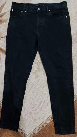 Zara черни мъжки дънки