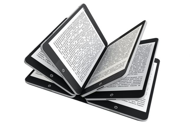 Книги в электронном и аудио форматах
