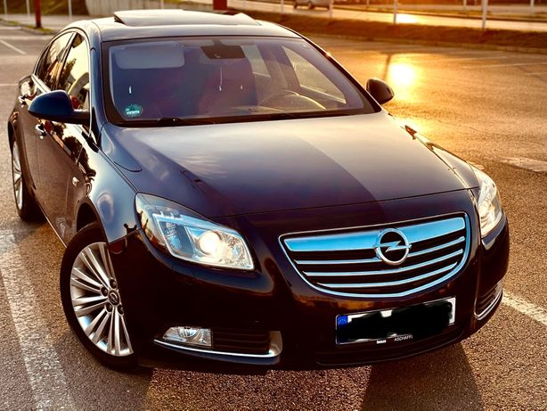Opel Insignia Biturbo 4X4