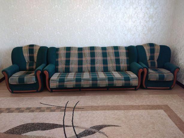Диван креслом