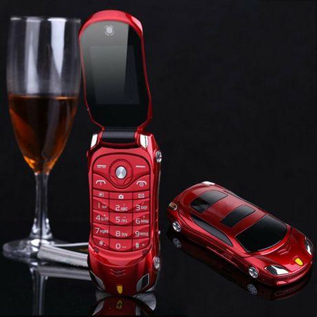 Мобилен телефон GSM с две сим карти Dual Sim отключен нов за ученици с