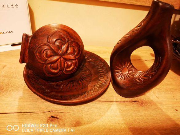 Сет от керамични сувенири