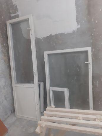 Дверь, окна отдам даром