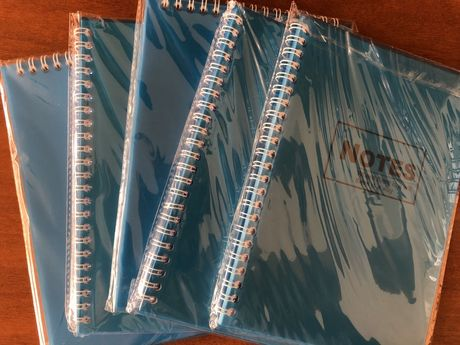 Продам блокноты новые по 300 тенге