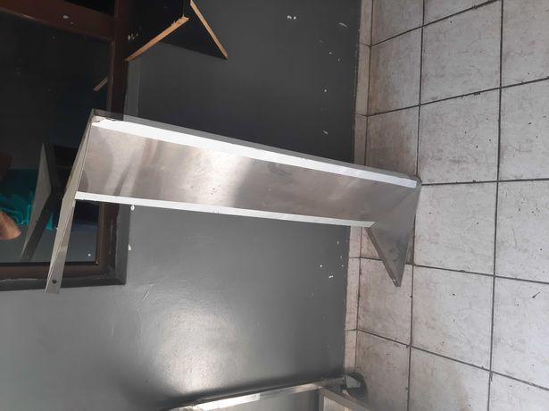 Полка нерж кухонная нержавеющая сталь