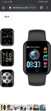 Smart Watch Ceas fitness. Sport Kungix KG07. Sigilat