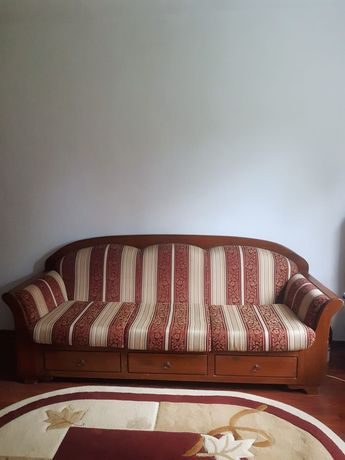 Vand canapea lemn masiv