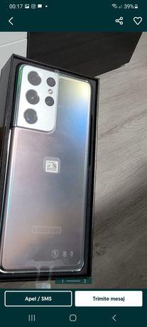Samsung s21 ultra 5g, 128 GB.. silver