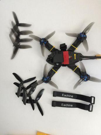 Drona FPV race 8 inch/ 210mm cu pridere GoPro 5/6/7 ungi 30grade