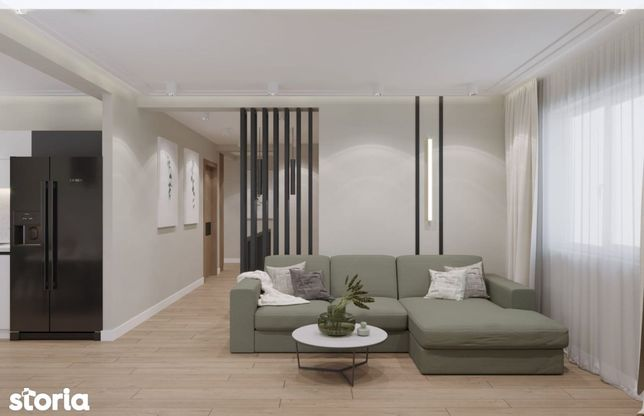 Apartament 3 camere, 62 mp + parcare, Pacurari - Rediu
