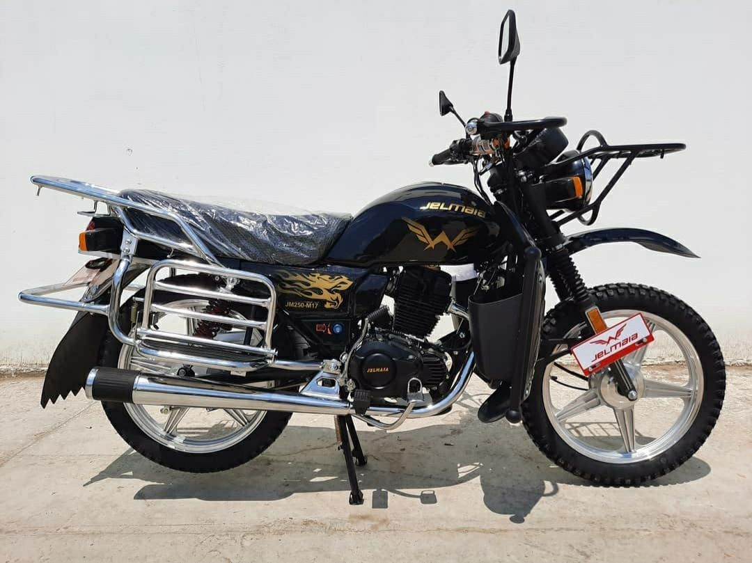 Мотоциклдер