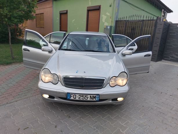 Mercedes c clas 200