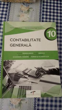 Contabilitate Generală clasa 10