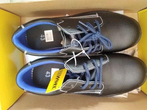 Обувки работни немски