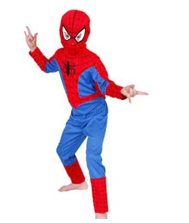 Костюм на спайдърмен , детски костюм , костюм spiderman