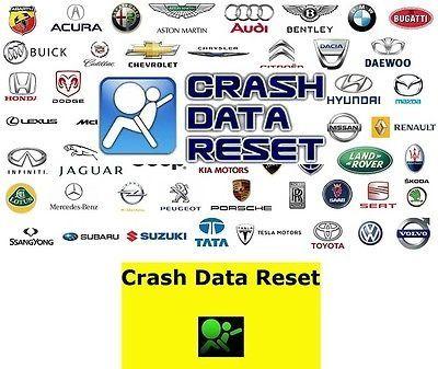 Аirbag Crash Data - изтриване всички коли вкл. 2015+