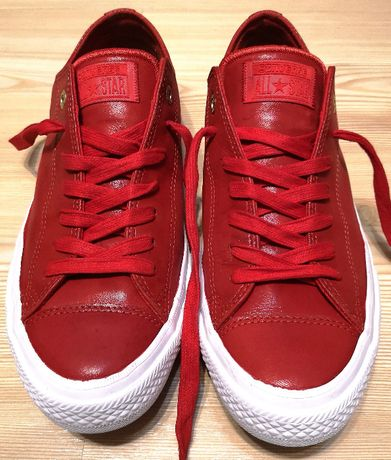 Tenisi Converse CTAS II Ox Casino/White Leather Sneakers 42