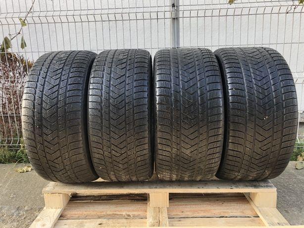 Cauciucuri iarna Pirelli Scorpion Runflat