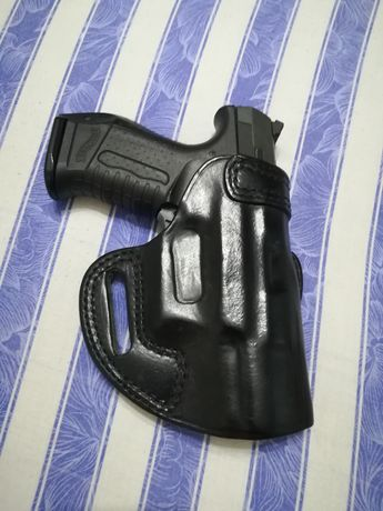 Toc piele pentru pistol, marca VIPER, nou.