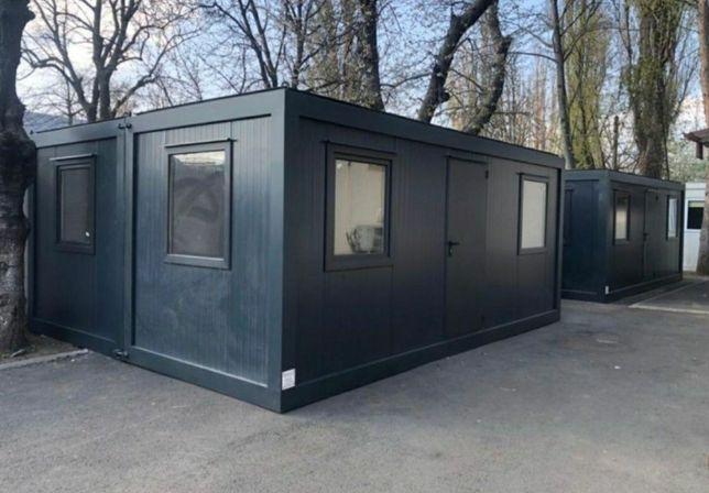 containere tip birou vestiar paza vitrina sanitar modular dormitor