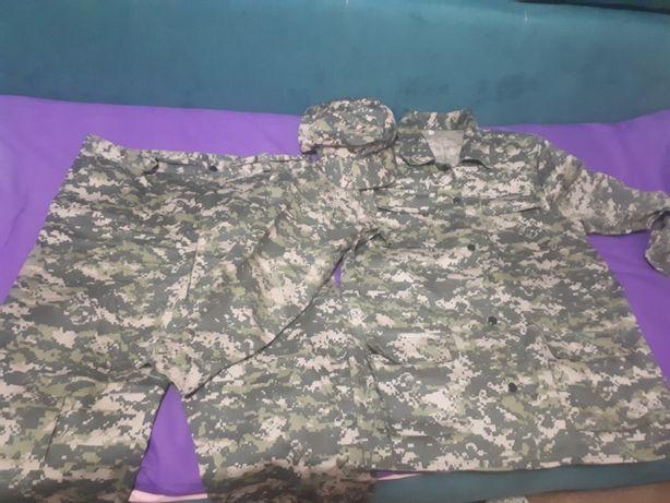 Военная школьная форма