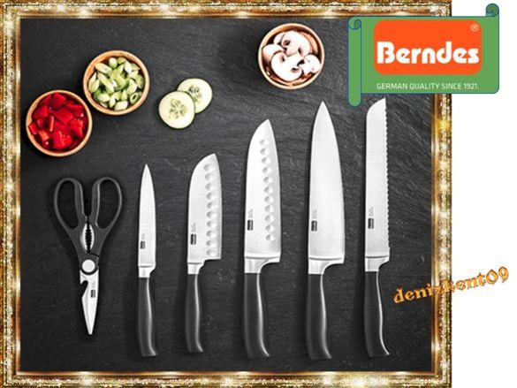 висококачествени ножове Berndes 4 модела