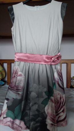 Детска елегантна пролетна рокля
