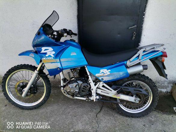 САМО НА ЧАСТИ Suzuki DR 650 RS Сузуки др