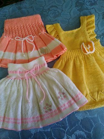 Нови ръчно плетени полички