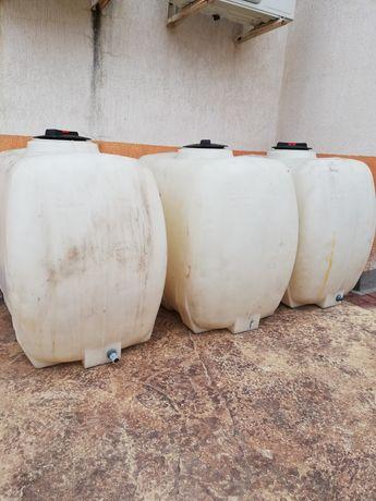 резервоар/бидон/цистерна за вода 500л