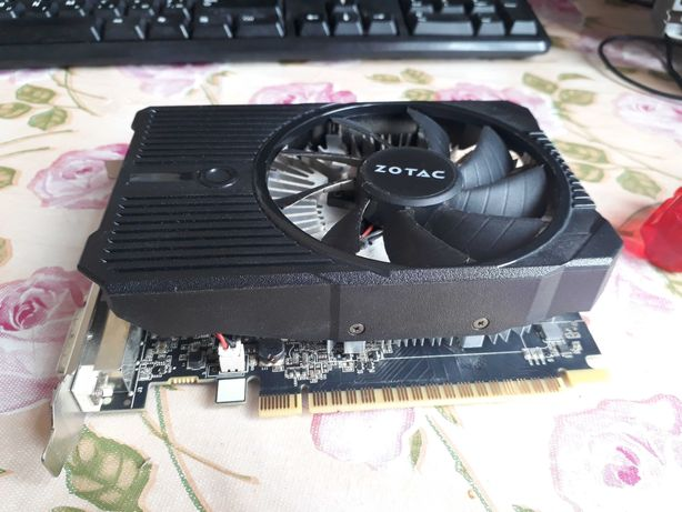 Видеокарта Zotac GeForce GTX 1050