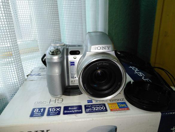 Фотоапарат Sony DSC H9