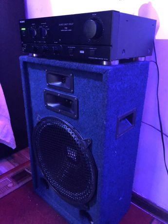 Vand sistem audio sony