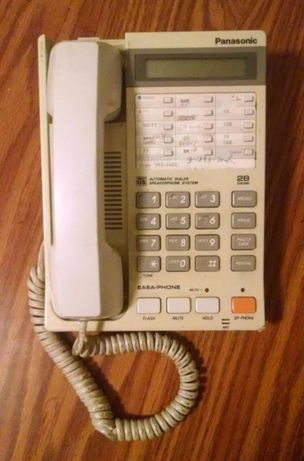 Telefon Panasonic panasonic KX-T2365