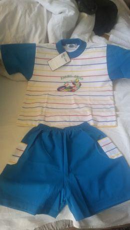 Детски летен комплект дрешки