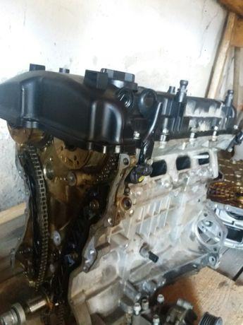 Двигатель HUNDAY SONATA 7 на запчасти