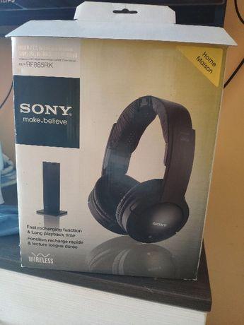 Sony слушалки запазени