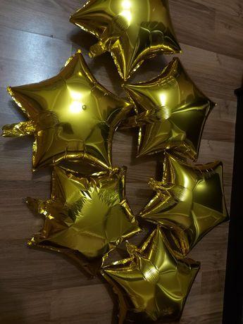 Отдам шары надувные звезды за любую шоколадку