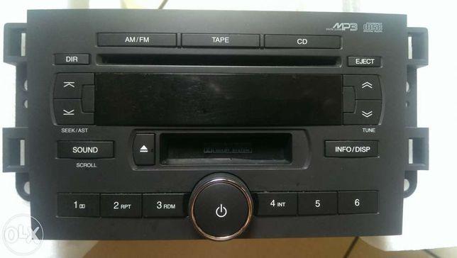 Vand radio cd mp3 casette original pentru Chevrolet (Captiva)