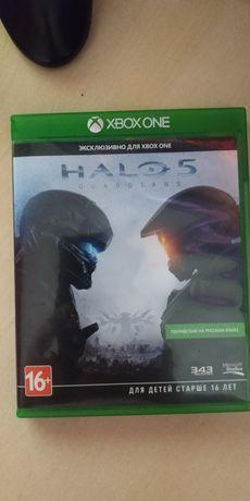 Продам  Halo 5 для Xbox one или обменяю.