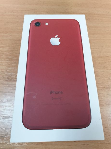 Iphone 7 red edition 10/10