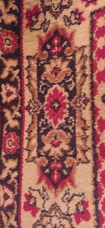 Продам натуральный шерстяной туркменский ковер!