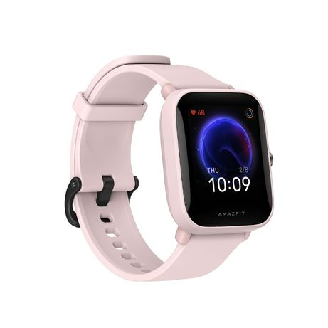 Умные часы Amazfit Bip U Pro Pink