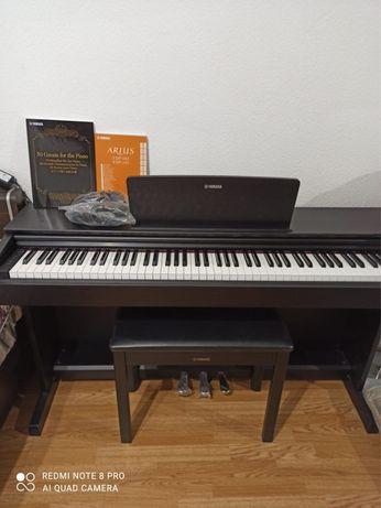 Продам цифровое пианино YAMAHA YDP 143 в идеальном состоянии
