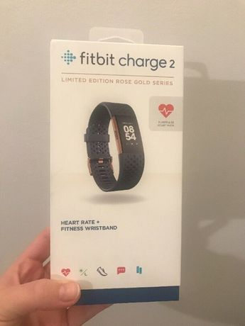 Fitbit Charge 2 Limited Edition Rose Gold Series Nou sigilat Nou sigi