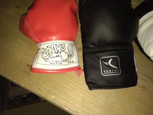 Manuși box juniori