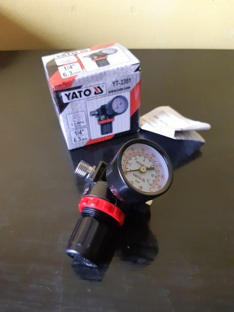 Regulator presiune | Reductor presiune Yato YT-2381, cu manometru