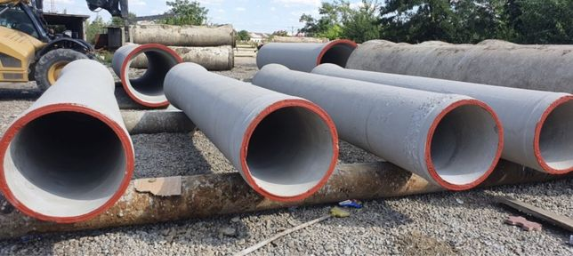Vand tuburi de beton armat tip premo