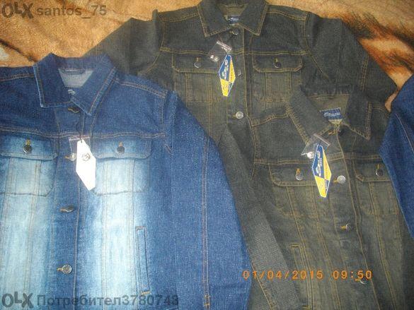 Нови Дънкови Якета-sul Serio Jeans-made in Italy-42-38-36 Номера-внос